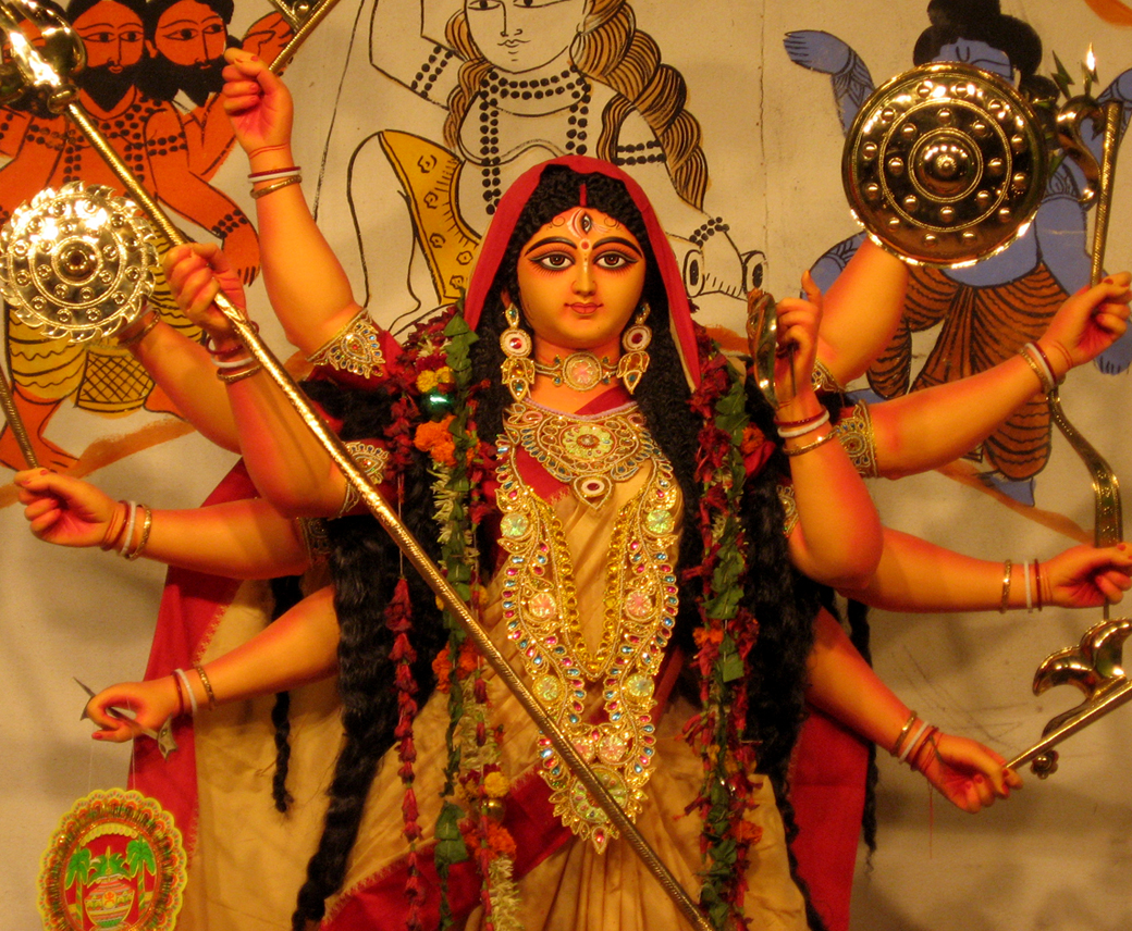 Essay on Durga Puja Celebration in Kolkata